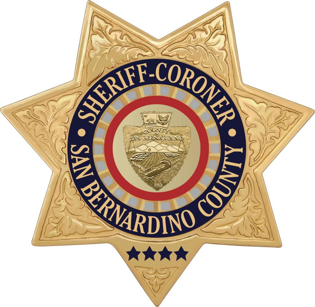 San Bernardino County Sheriff Department